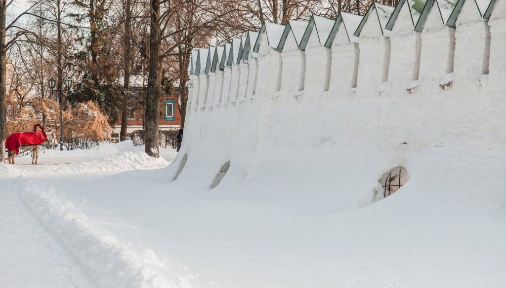 Суздальские открытки-II (зима 2017) 06