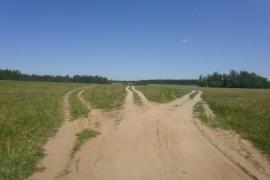 Три дороги. Александровский район