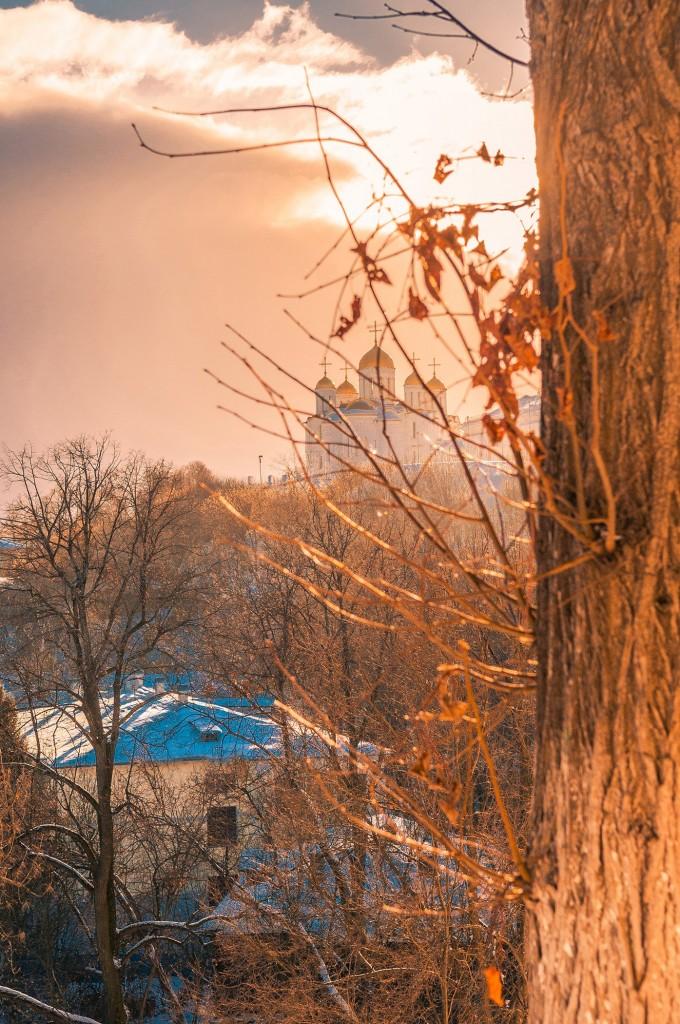 Февральское солнце во Владимире 04