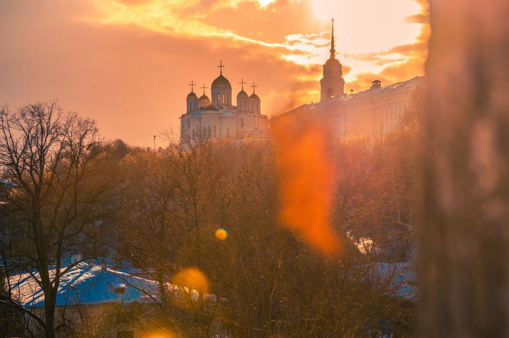 Февральское солнце во Владимире 05