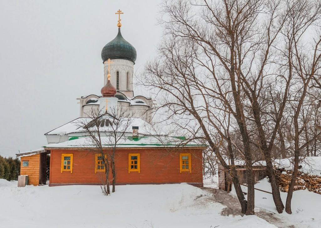 Февральское. Церковь Покрова На Нерли 03