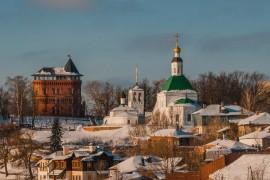 Февраль 2017. Мороз и солнце во Владимире II