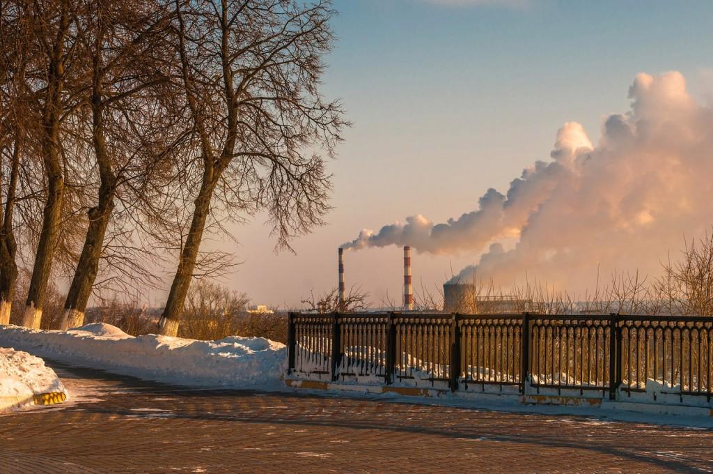 Февраль 2017. Мороз и солнце во Владимире 04