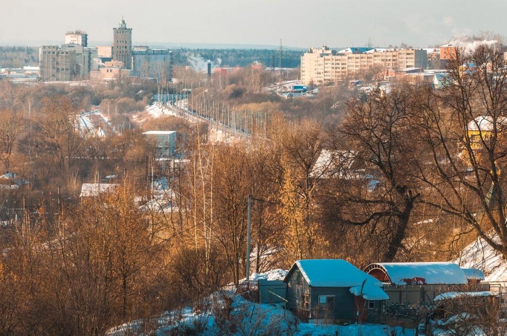 Февраль 2017. Мороз и солнце во Владимире 06