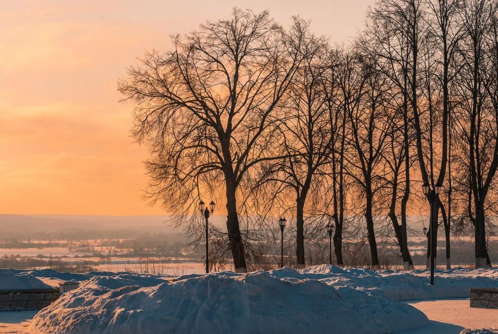 Февраль 2017. Мороз и солнце во Владимире 09