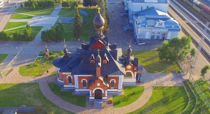 Храм Серафима Саровского, Александров