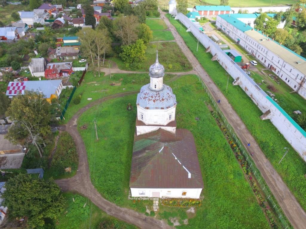 Храм Спаса Преображения в городе Александров 02