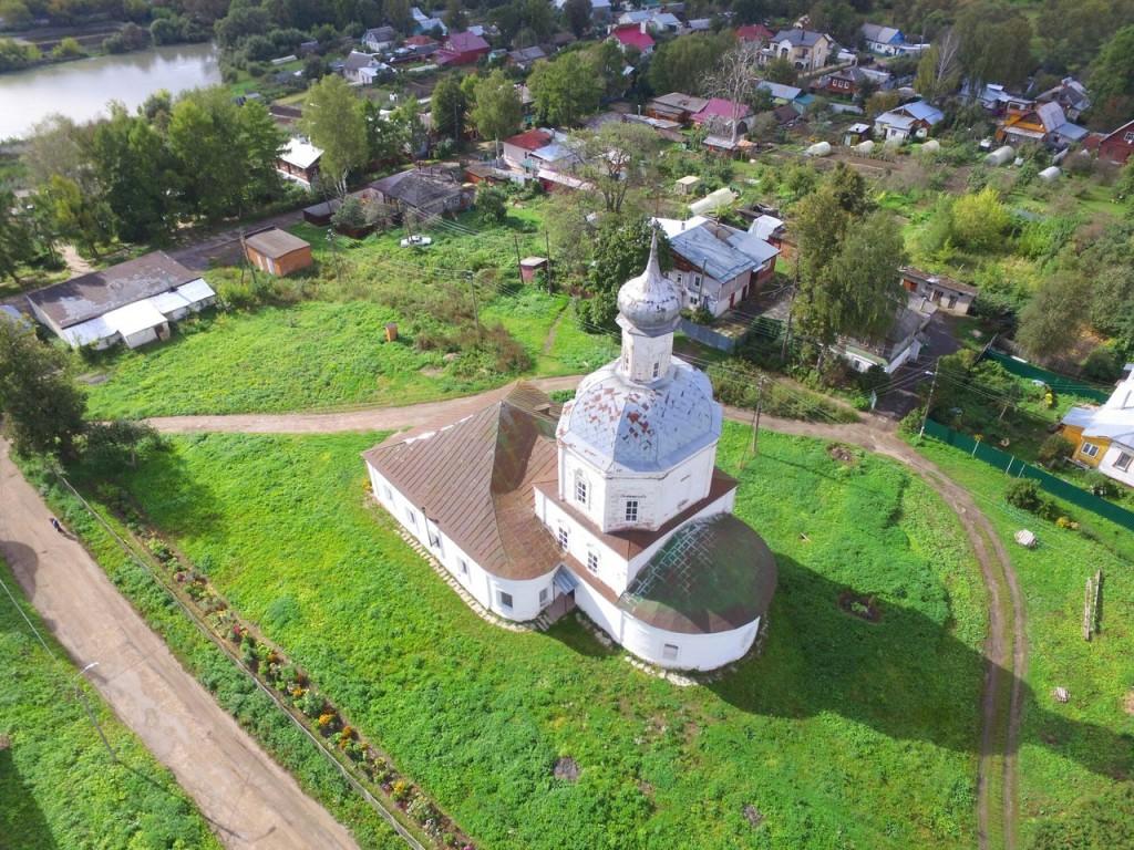 Храм Спаса Преображения в городе Александров 05