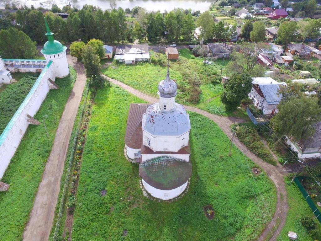 Храм Спаса Преображения в городе Александров 06