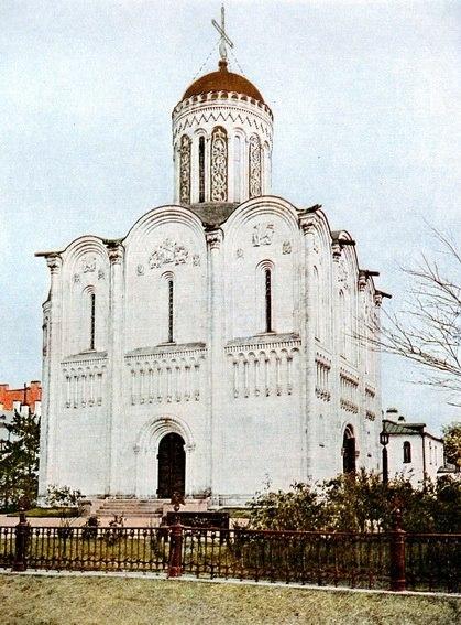 Церковь Спаса-на-Водах в Санкт-Петербурге (Клон Дмитриевского собора) 01