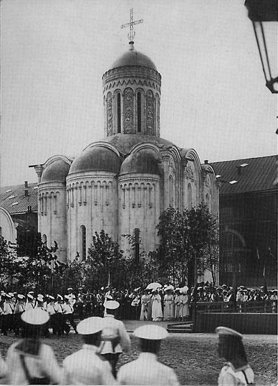 Церковь Спаса-на-Водах в Санкт-Петербурге (Клон Дмитриевского собора) 02