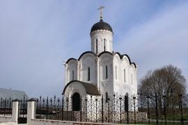 Церковь в Кольчугинском районе, с. Товарково