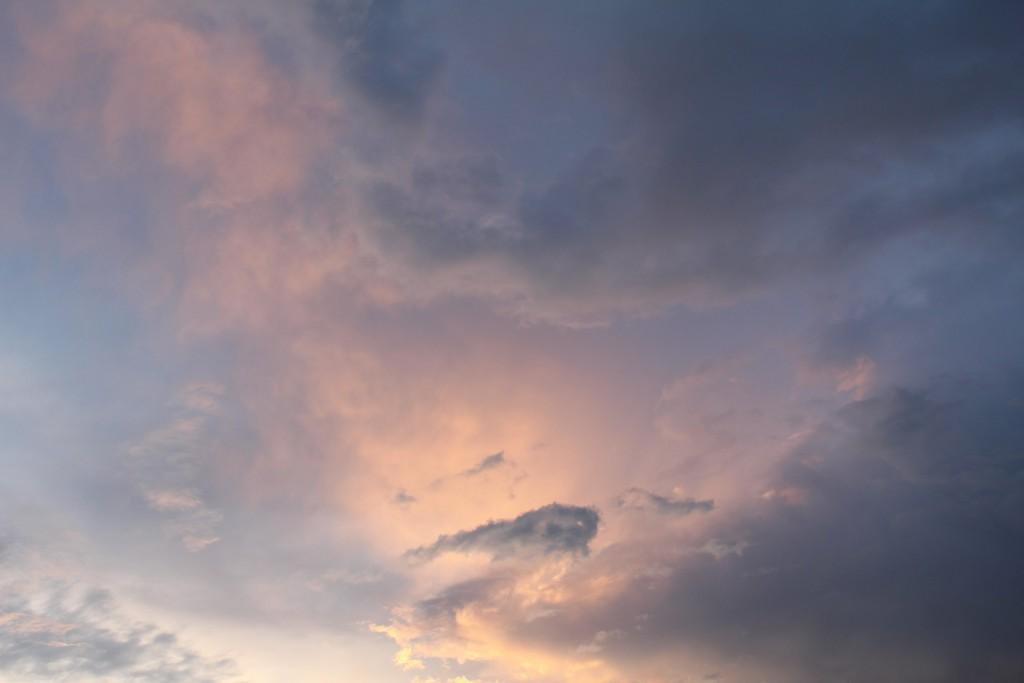 Чудесный закат в Карабаново (лето 2016) 02