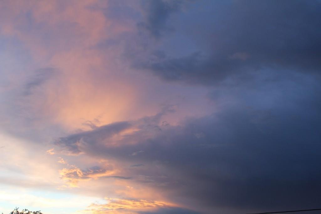Чудесный закат в Карабаново (лето 2016) 04