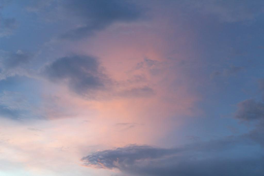 Чудесный закат в Карабаново (лето 2016) 05