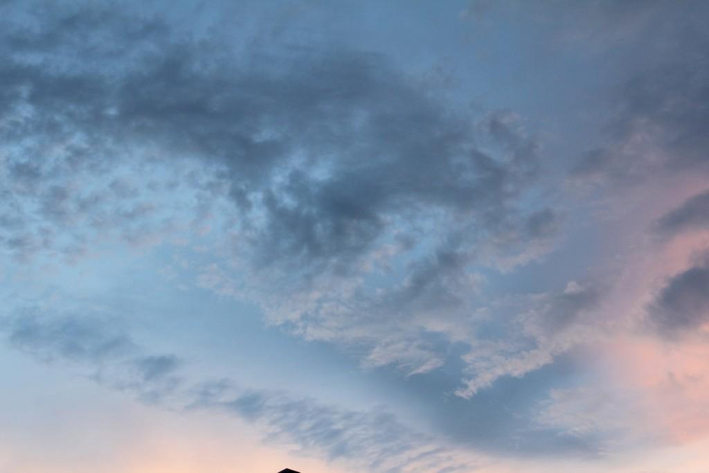 Чудесный закат в Карабаново (лето 2016) 06