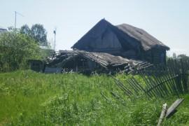 дом в д. Шиклово, Александровский район