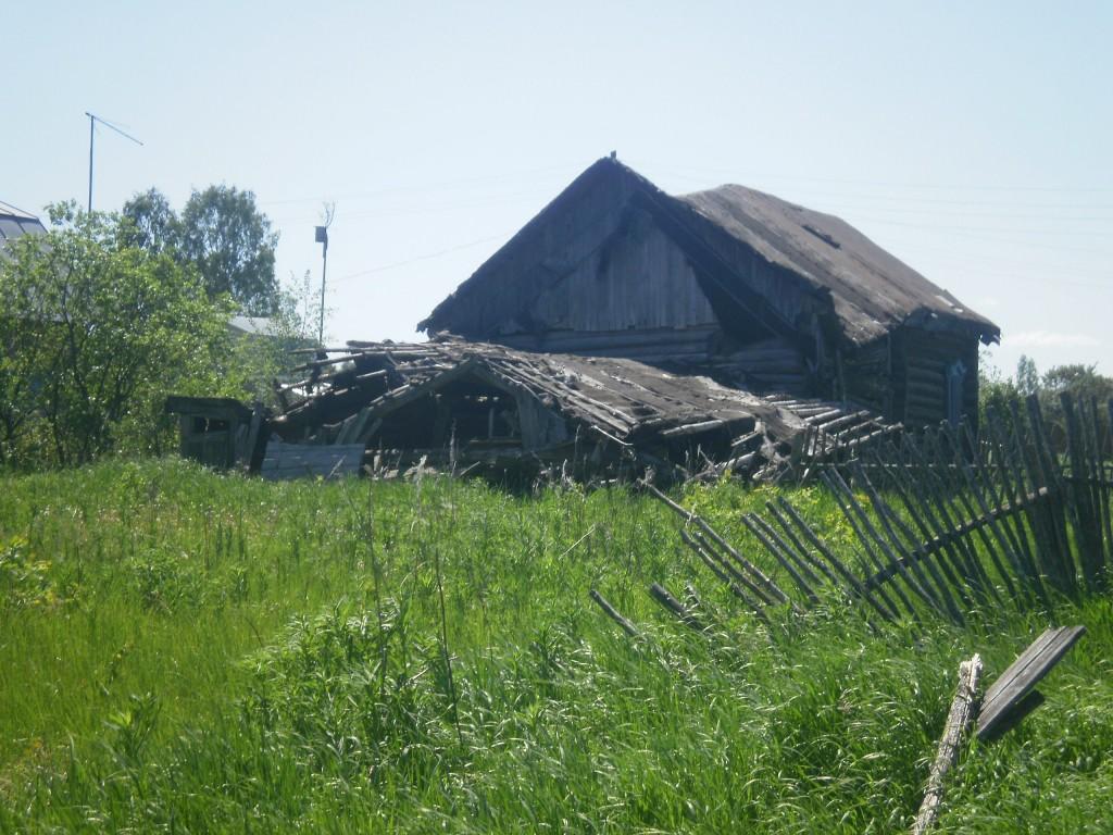 дом в д. Шиклово, Александровский район 01