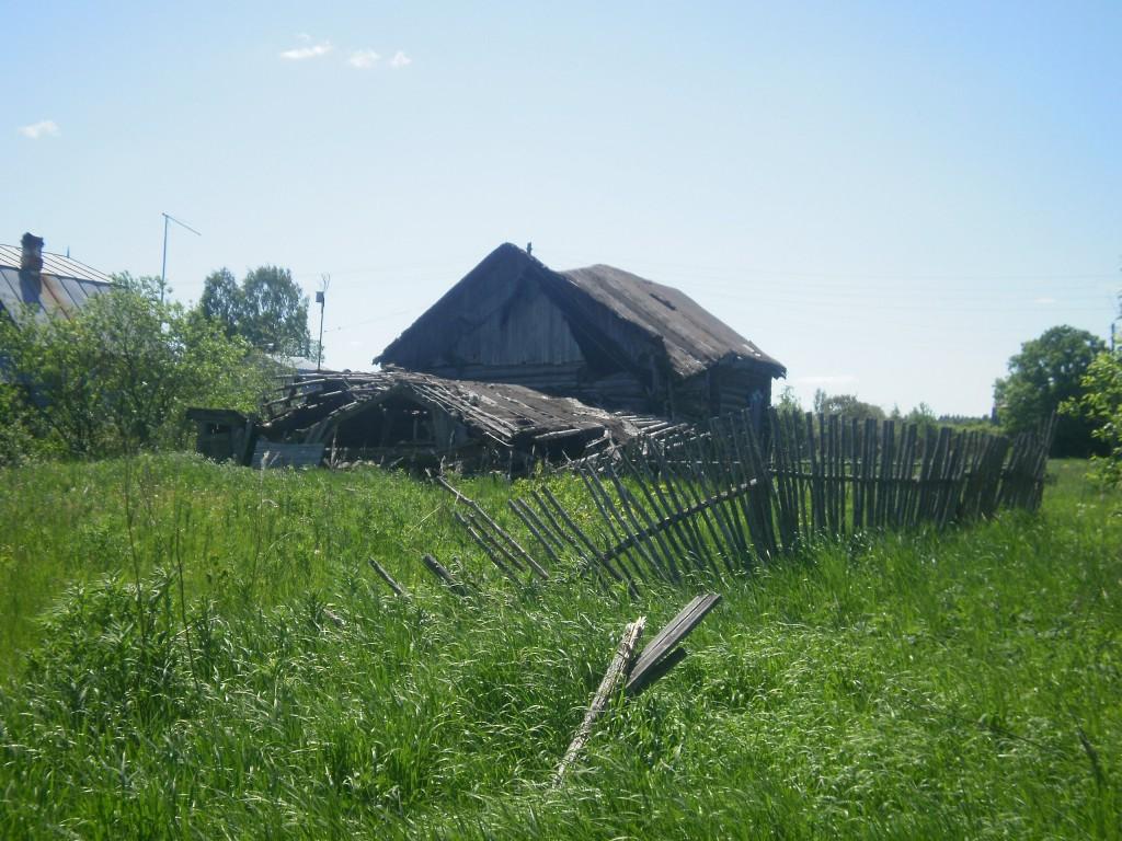 дом в д. Шиклово, Александровский район 03