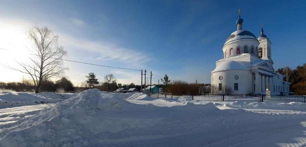 село Картмазово, Судогодский р-н