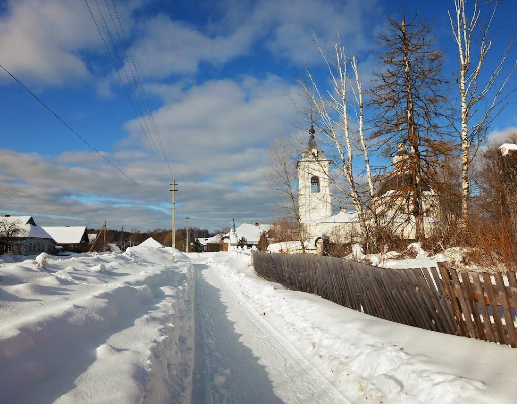 село Ликино, Судогодский р-н