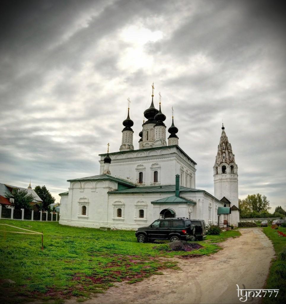 Александровский монастырь (Суздаль) 04