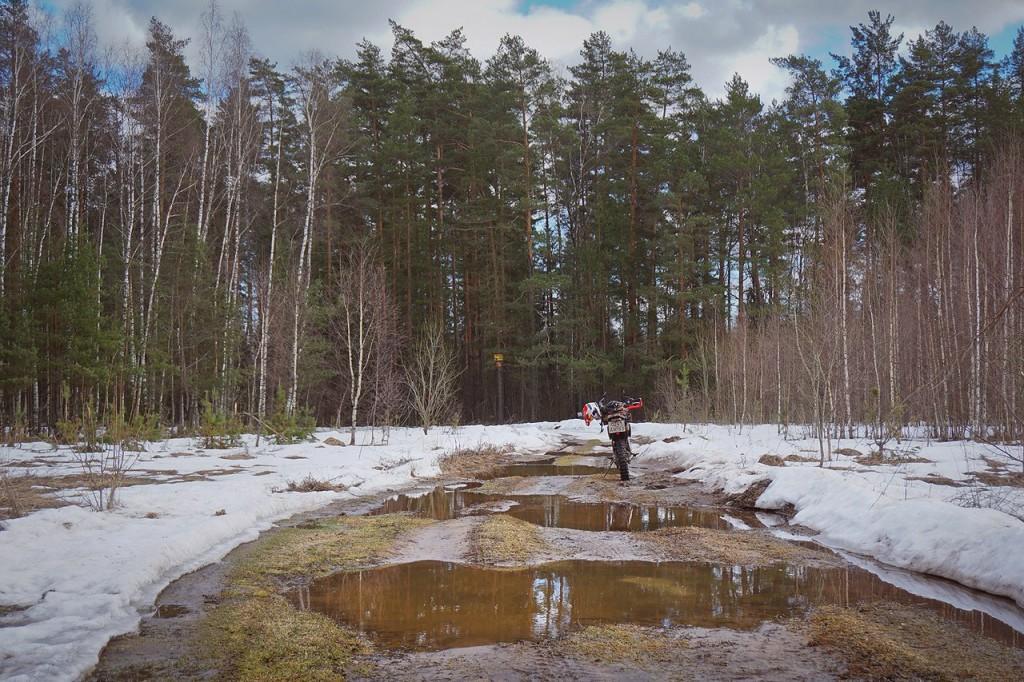 Весна во Владимирской деревне 05