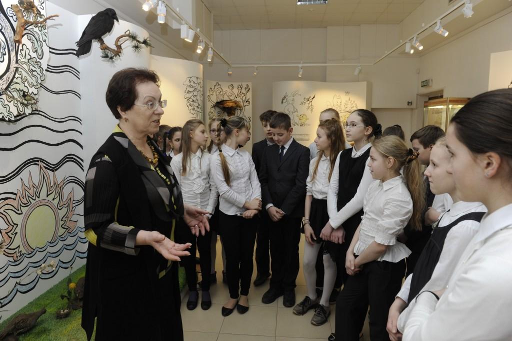 Выставка «Звери и птицы со сказочной страницы», Владимир 02