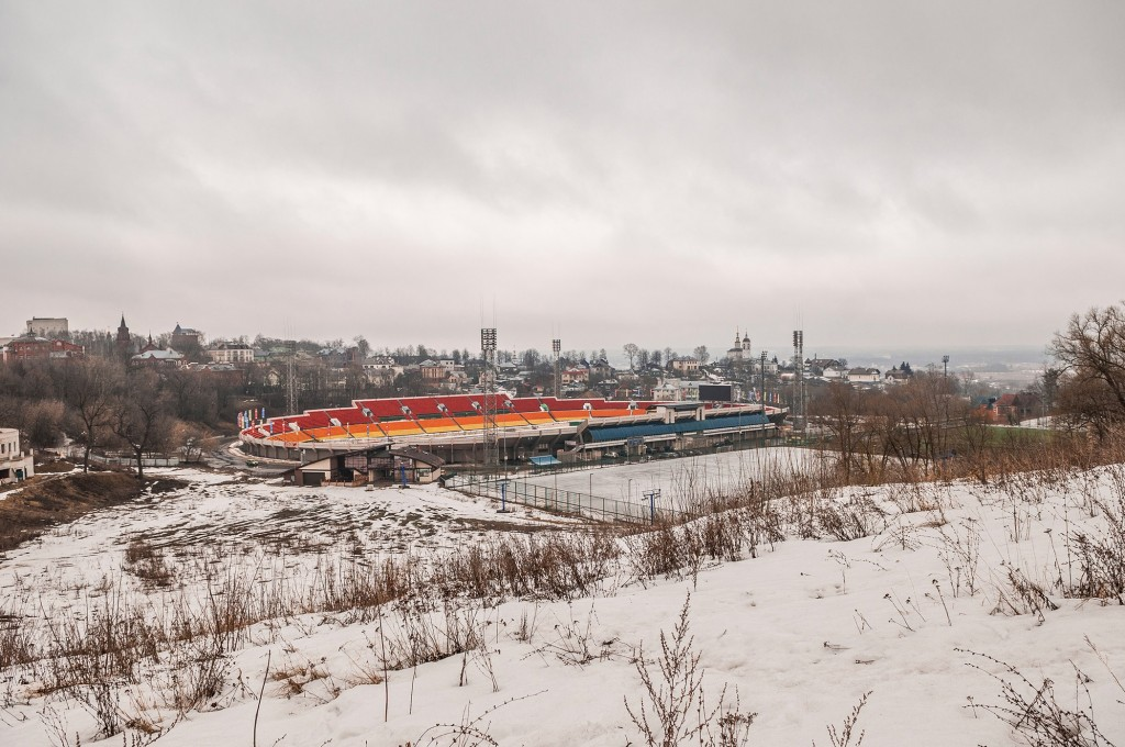 Город Владимир. Капризный март ( ветер, дождь,грязь и немного тумана) 01