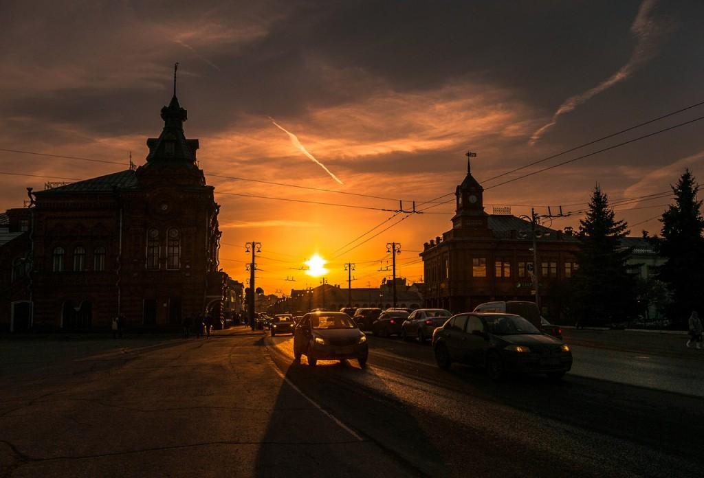 Мартовские закаты - II (во Владимире) 05