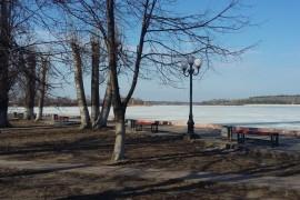 Март 2017 в Гусь-Хрустальном