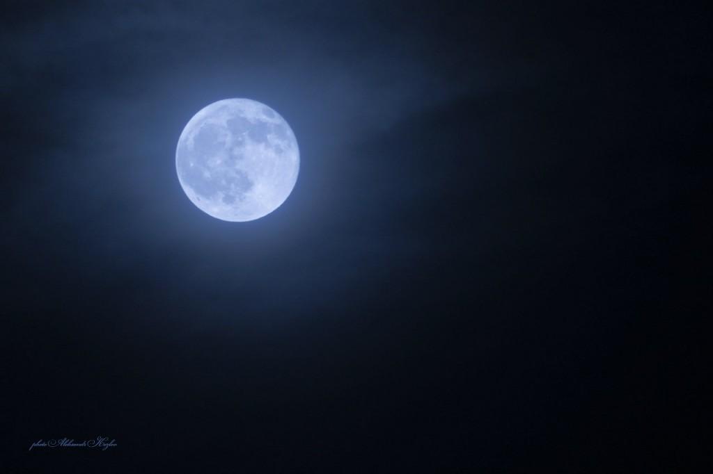 Ночной Муром с крыши элеватора 06