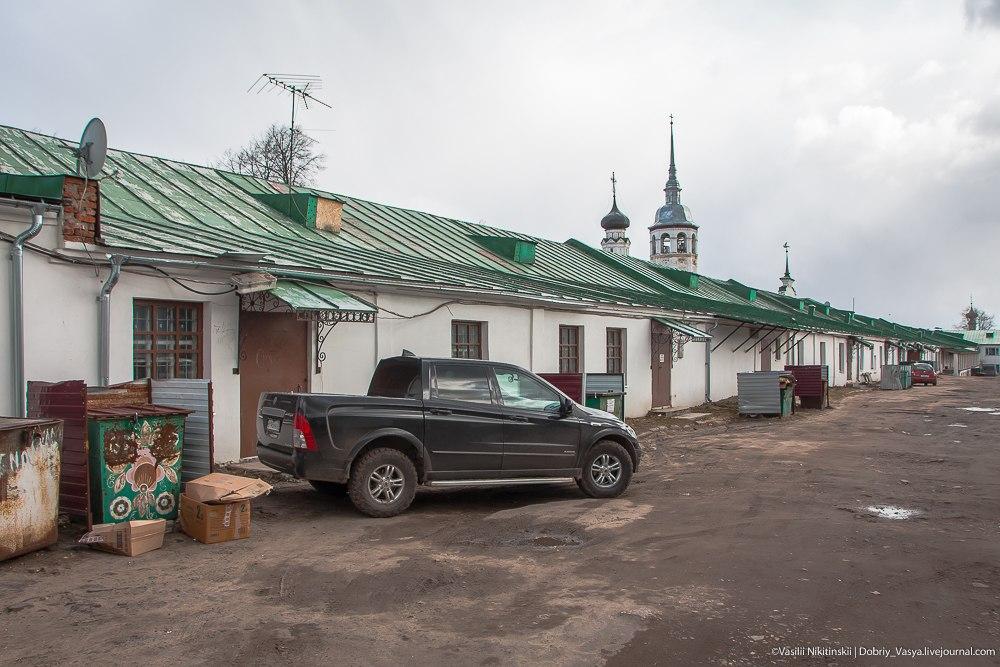 Прогулка по Суздалю с Василием Никитинским 05