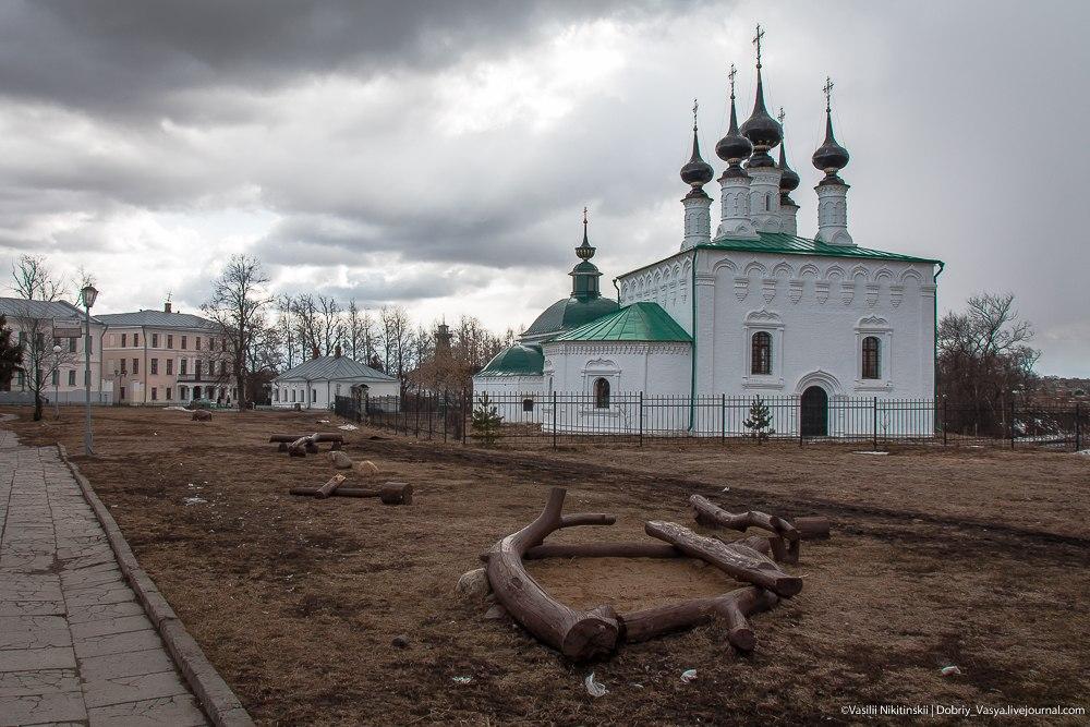 Прогулка по Суздалю с Василием Никитинским 08