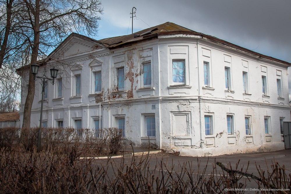 Прогулка по Суздалю с Василием Никитинским 09