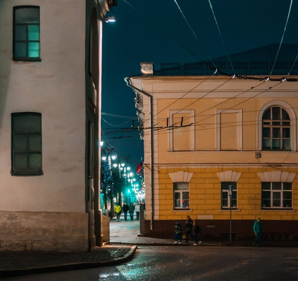 Промозглые мартовские вечера (во Владимире) 08
