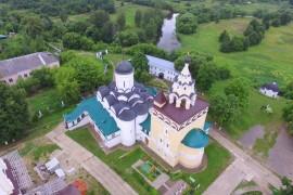 Собор Благовещения Пресвятой Богородицы Благовещенского монастыря в Киржаче