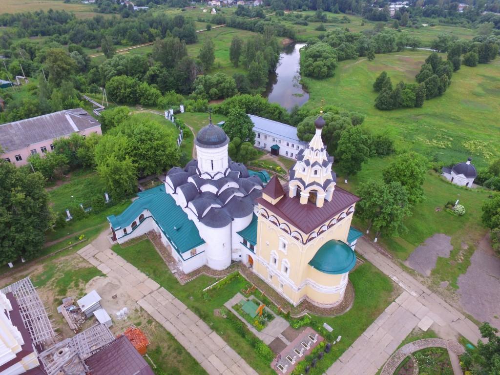 Собор Благовещения Пресвятой Богородицы Благовещенского монастыря в Киржаче 01