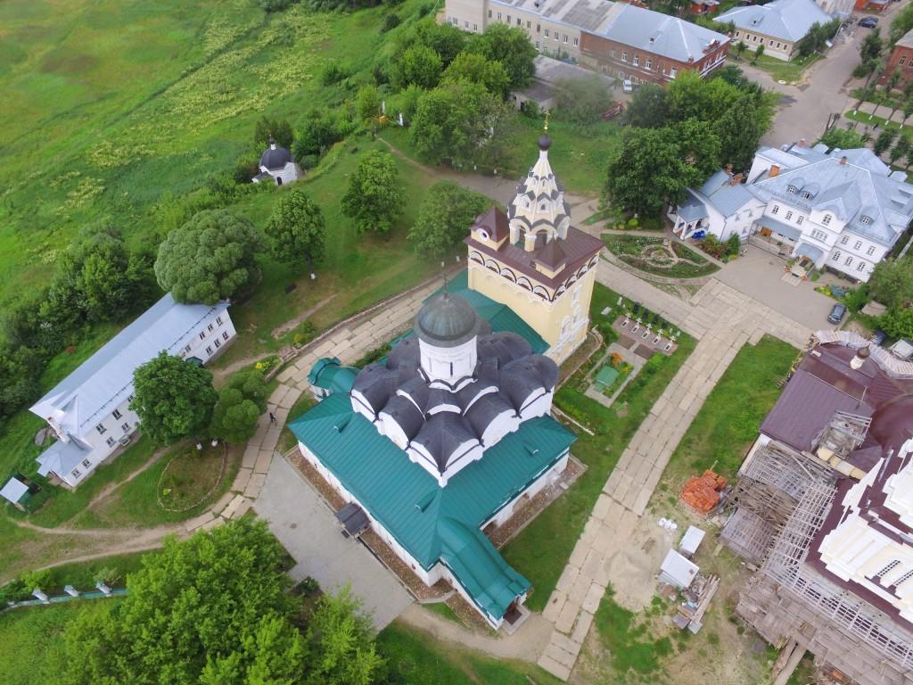 Собор Благовещения Пресвятой Богородицы Благовещенского монастыря в Киржаче 07