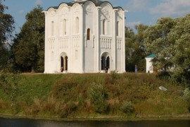 Фотовыставка «Храм Покрова: взгляд сквозь века»