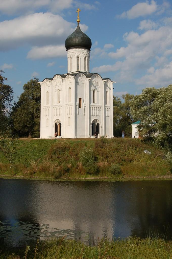 Фотовыставка Храм Покрова взгляд сквозь века