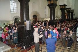 Фотоотчет с концертов мужского хора Ваалама