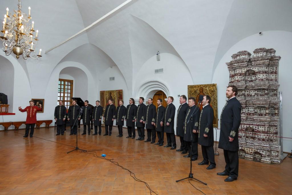 Фотоотчет с концертов мужского хора Ваалама 06