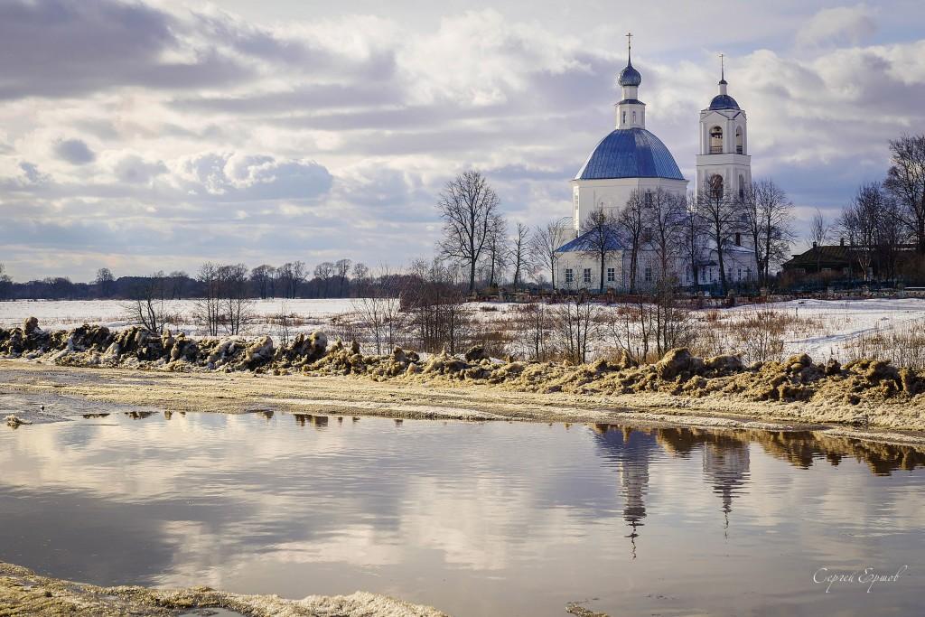 Церковь Николая Чудотворца в Устье (Собинский район)