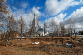 село Второво, Камешковский р-н