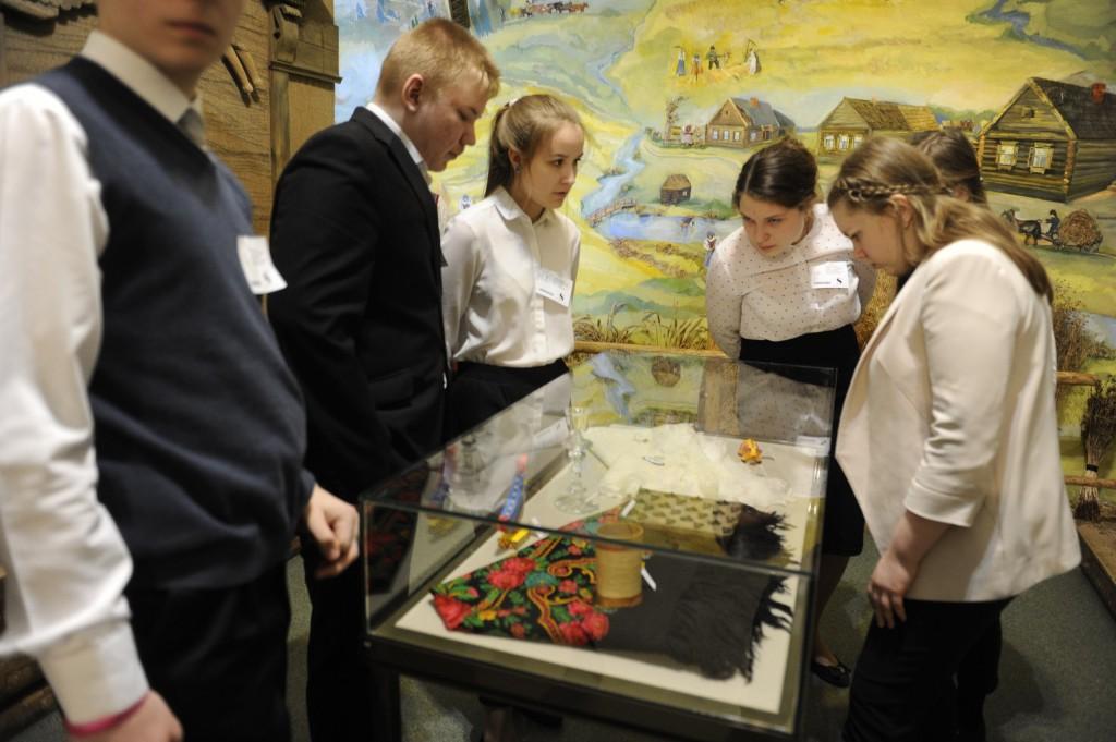50 лет маршруту «Золотое кольцо России» 17
