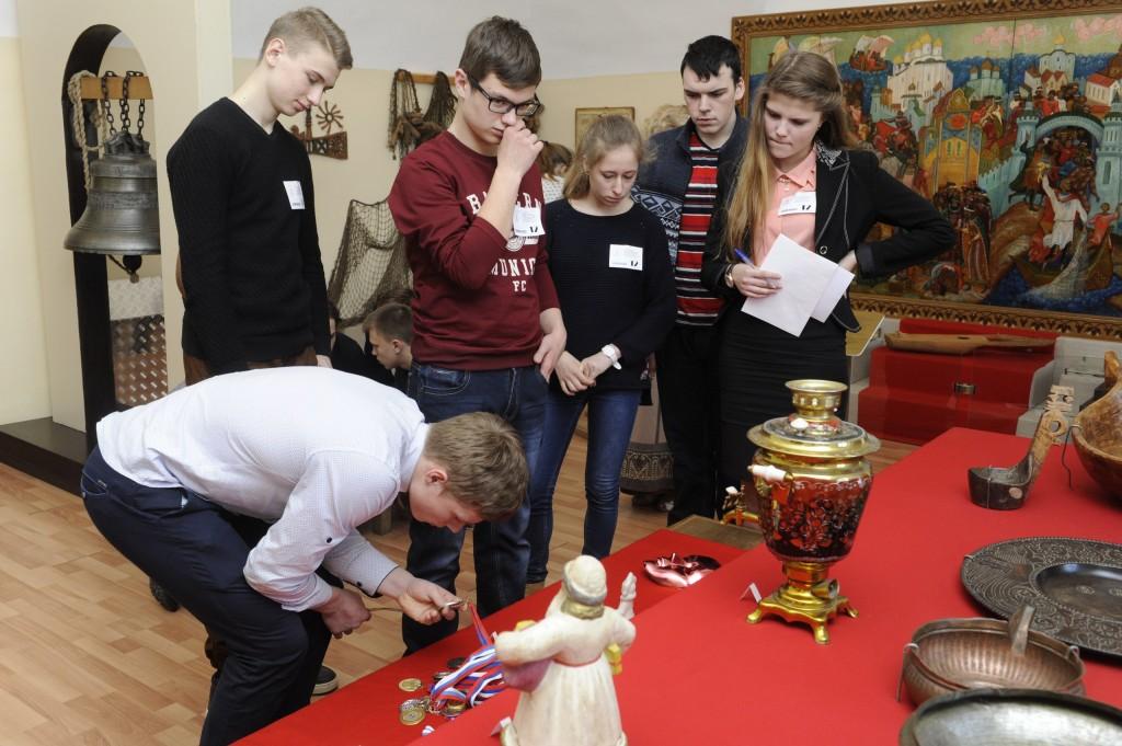 50 лет маршруту «Золотое кольцо России» 21