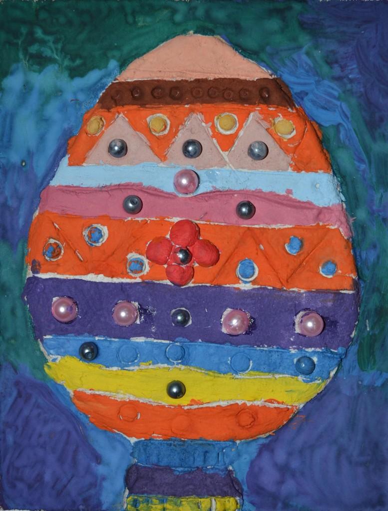 «Радость светлых дней», пасхальный конкурс для детей 02