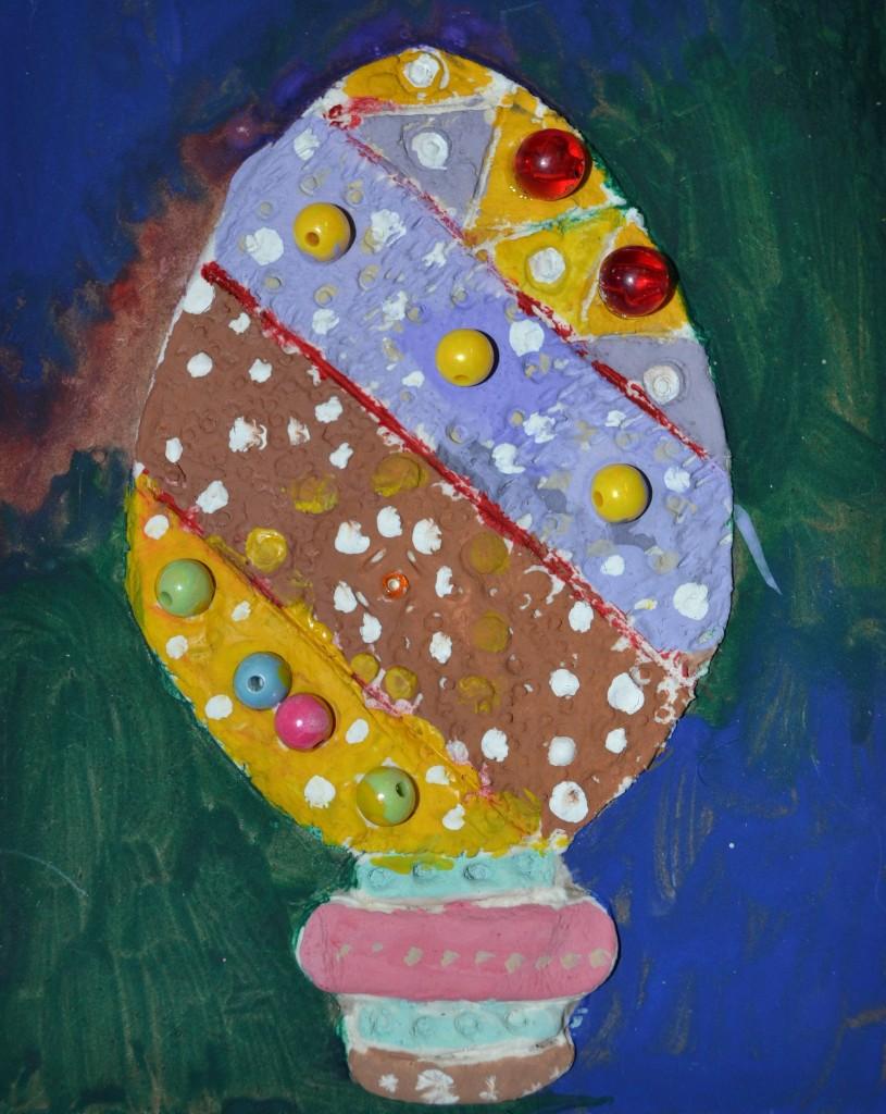 «Радость светлых дней», пасхальный конкурс для детей 03