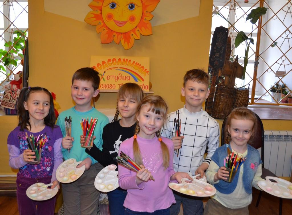 «Радость светлых дней», пасхальный конкурс для детей 08